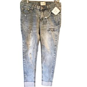 William Look Bla Konst Sempre Me Jeans from Acne
